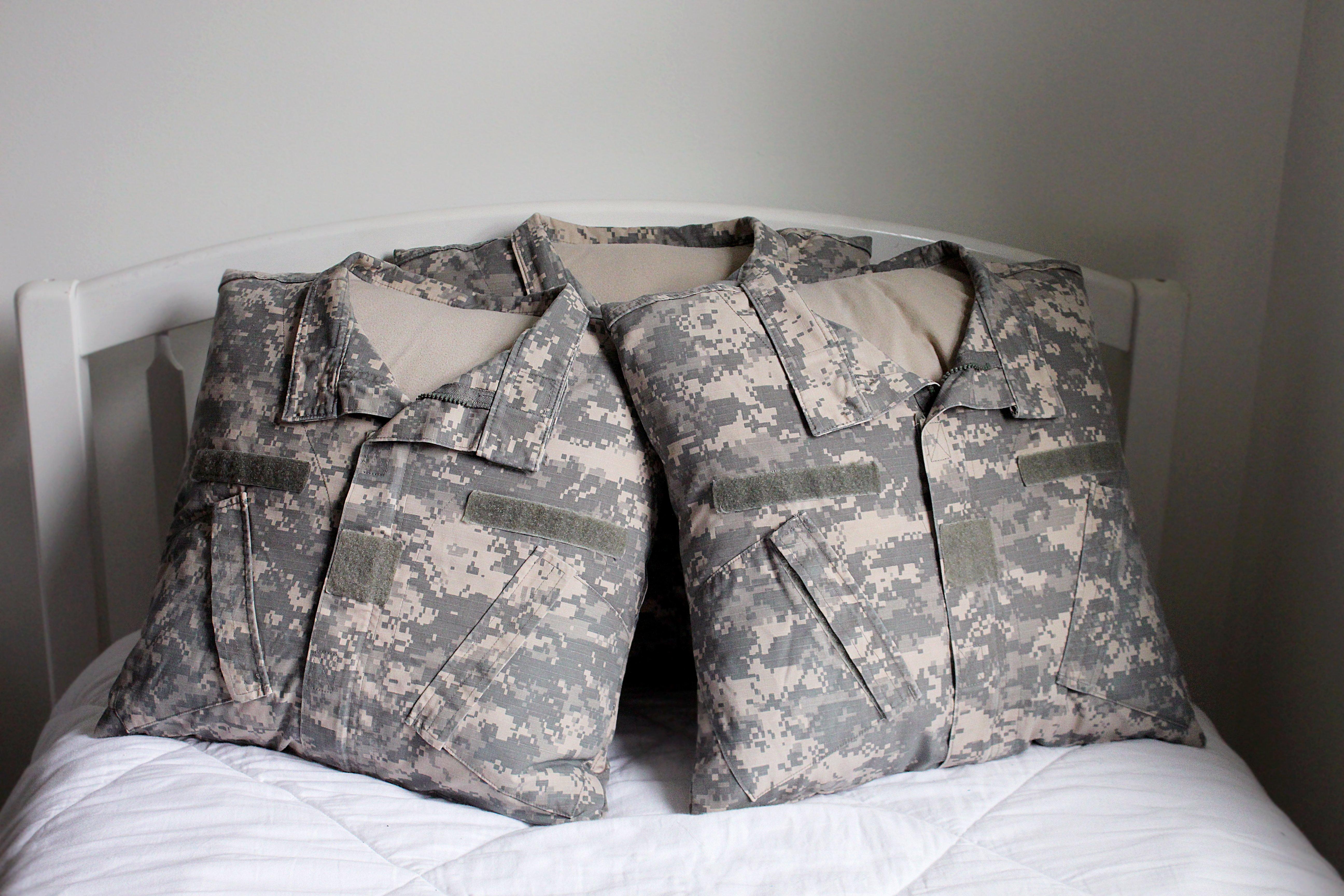 Army Pillows