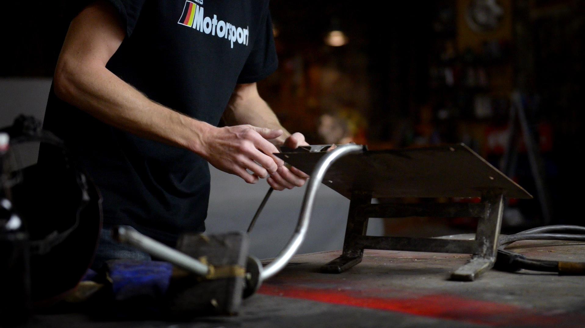 Clamping Metal