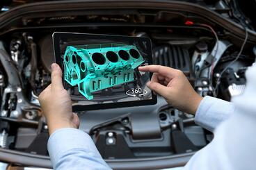 Augmented Reality Automotive Repair
