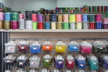 Craft Supplies Store