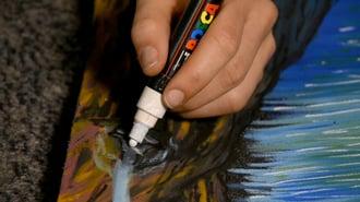 Jordan Serpentini Paint Pen