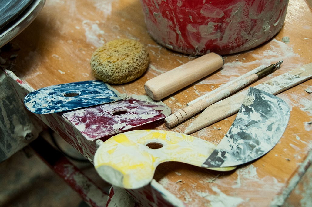 Clay-Tools