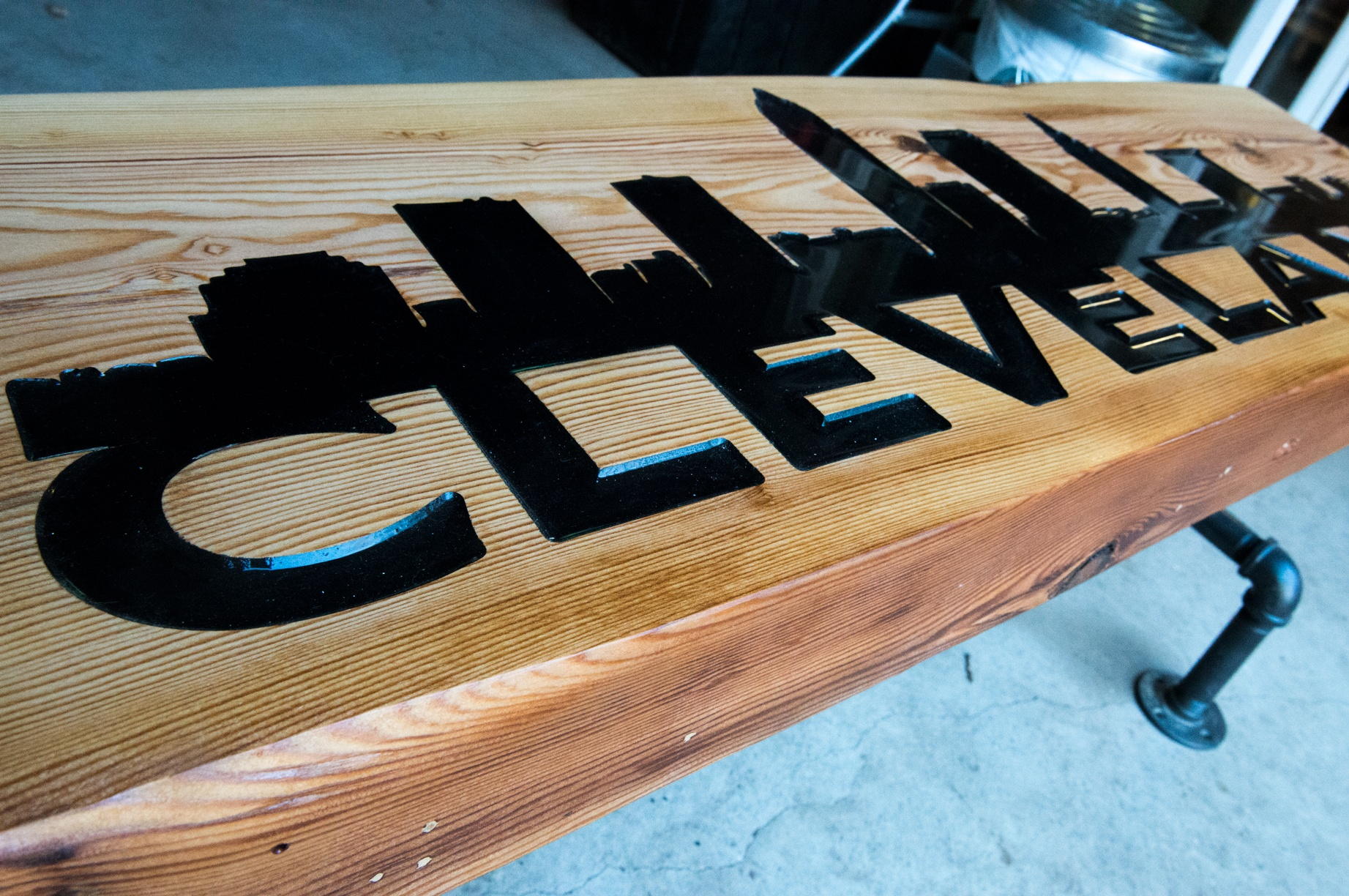 Cleveland-Bench
