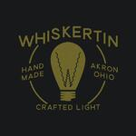 Whiskertin Crafted Light Logo